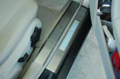 Sill plates For Mercedes-Benz, Range Rover etc.
