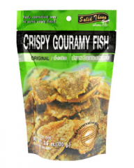 Salid Thong Ready eat Crispy Gouramy Fish ORIGINAL