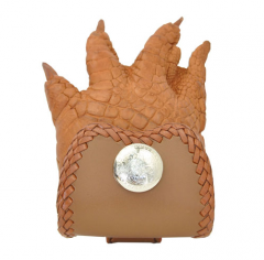 Crocodile Leg Wallet