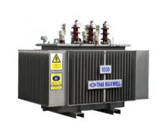 Oil-immersed hermetically sealed transformer