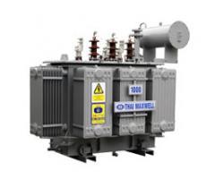 Oil-immersed conservator tank transformer