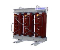 Cast resin dry-type transformer