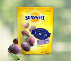 Bite Sizes Prunes
