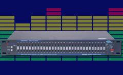Mono Graphic Equlizer 31 Band.