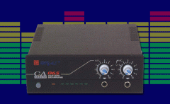 Integrated Car Amplifiers