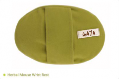 Herbal Mouse Wrist Rest