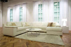 Leather Sofas Aston Grand Set