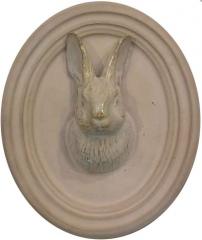 Rabbit Trophy Frame