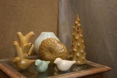 Sea theme vase