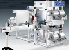 Automatic Shrink Packaging Series 200 Double Packs/Cycle. High Speed. 24 Hours Heavy Duty Type