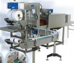 Automatic Shrink Packaging Series 200V (Vertical Stacking).