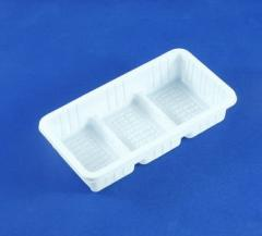 T-GYOZA3P Squared Shaped Container