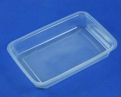 T-123-183-500 Squared Shaped Container