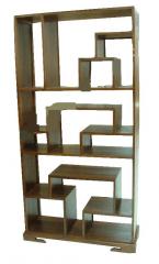 Modern tall shelf