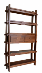 Genuine teak and spa in the middle shelf