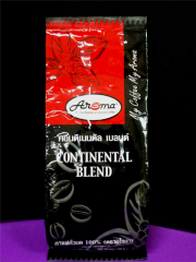 Continental Blend, Traditional Thai Coffee