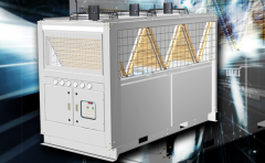 Air Cooled Chiller Series AEA-OE Model 30AEA036-3