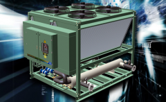 Air Cooled Chiller Series AEA-OE Model 30AEA075 to 180-2
