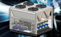 Air Cooled Chiller Series AEA-OE Model 30AEA-OE-048