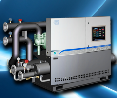 Water Cooled Chiller Series OEW-S Model 30OEW040