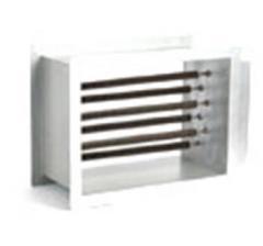 Finned-Air Heater