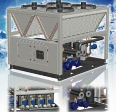 Air Cooled Chiller Series AEA-OE Model 30AEA-OE-048-4