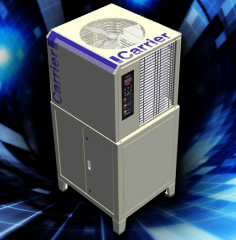 Air Cooled Chiller Series AEA-LB Model 30AEA003 to