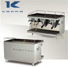 Elektra - KAPPA. The Record-Breaking Espresso Coffee Machine