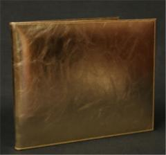 The leather cover certification