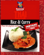 Instant Rice and Curry 1