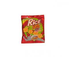 Sweet Chilli Flavour Rice Bites