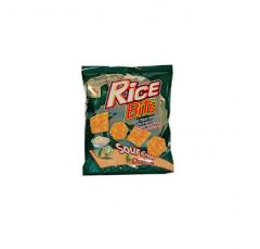 Sour Cream & Onion Flavour Rice Bites