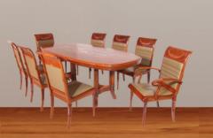 Dining Set 8 Seats U109-I