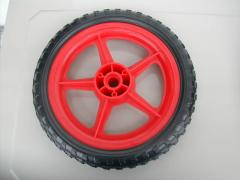 "12"" BMX eva foam wheels"