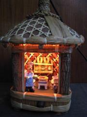 The restaurant Lamp