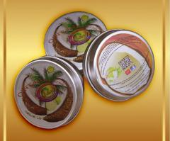 Natural Organic Extra Virgin Coconut Lip Balm [