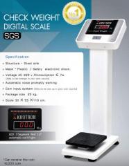 Digital scales SGS-LED