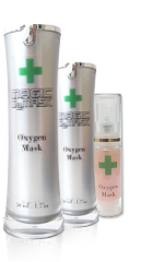 Magic Oxygen Mask 30-Ml cosmetic cream (turn into