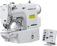 Electronic Direct Drive Bar Tacker sewing machine