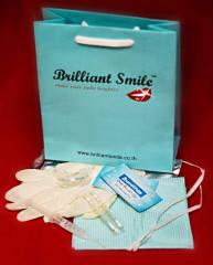 Brilliant Smile, whitening kit