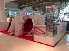 Brilliant Smile kiosk