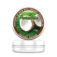 Paradise Coconut Oil Lip Balm