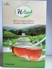 Tea diabetic control