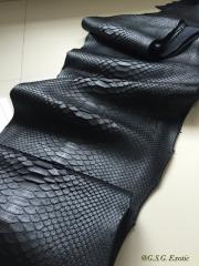 Genuine Python Snake Skin ( available for Bag,