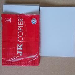 JK Copier paper,80GSM Sheet Size 210mm x 297mm,