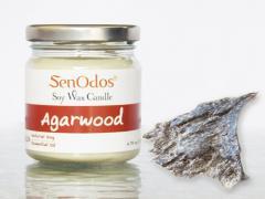 Agarwood Soy Candle 190g /45g