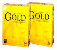 Gold Star A4 Copy Papers, 70dsm,75gsm,80gsm