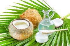 Масло кокосовое (холодного метода выработки)
