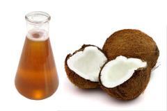 Масло кокосовое (горячего метода выработки)