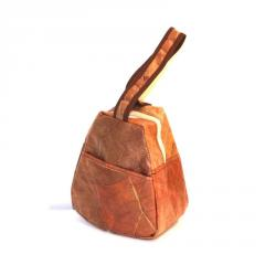 JAPANESE STYLE TEAK LEAF BAG ECO-FRIENDLY TEAK